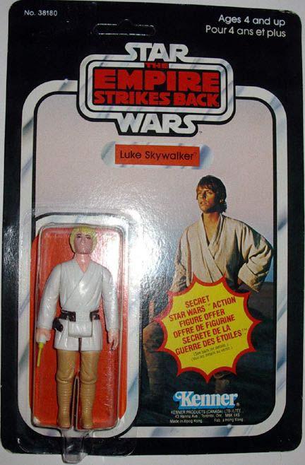 Luke Skywalker in Hoth Gear action figure de Kenner NEUF Star Wars Figure